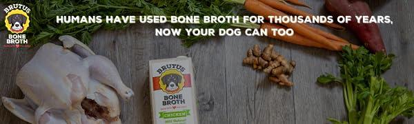 Dog Bone Broth