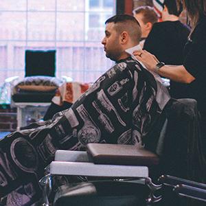 hair cutting men dye clippers brush scissors cape women set mens kit kids colour comb professional