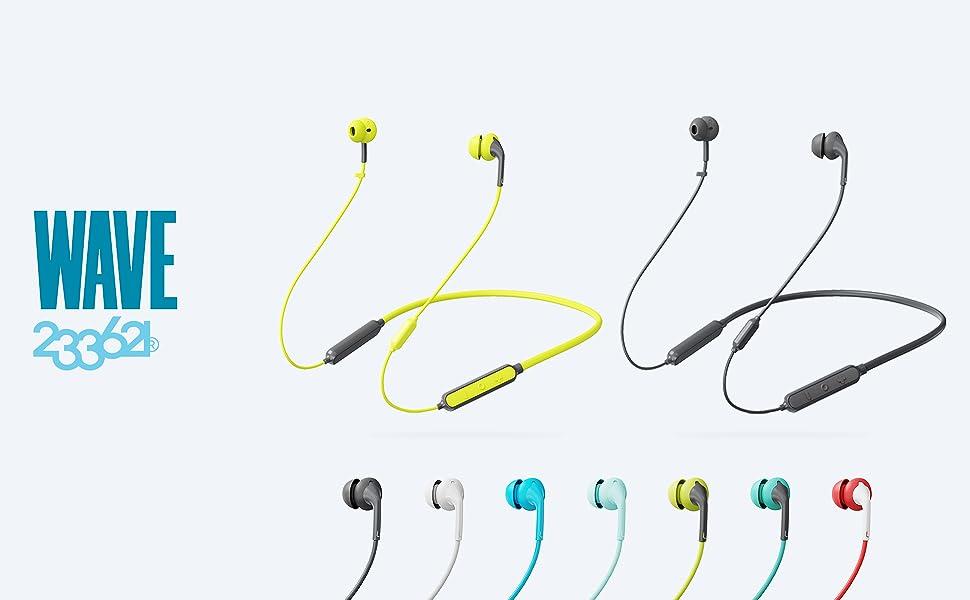 TWS ZEN PINK TWS ANC grey earbuds headphones truly wireless