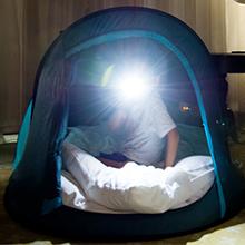 3 LED Portable Flashlight, No Need Charge