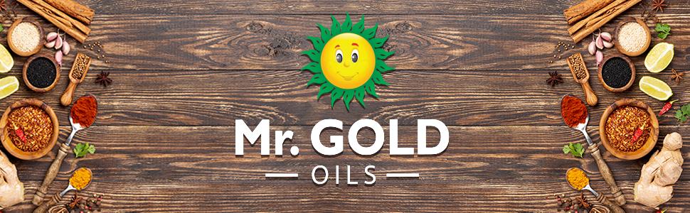 Mr Gold Oils