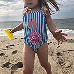 toddler girl one-piece swimsuit