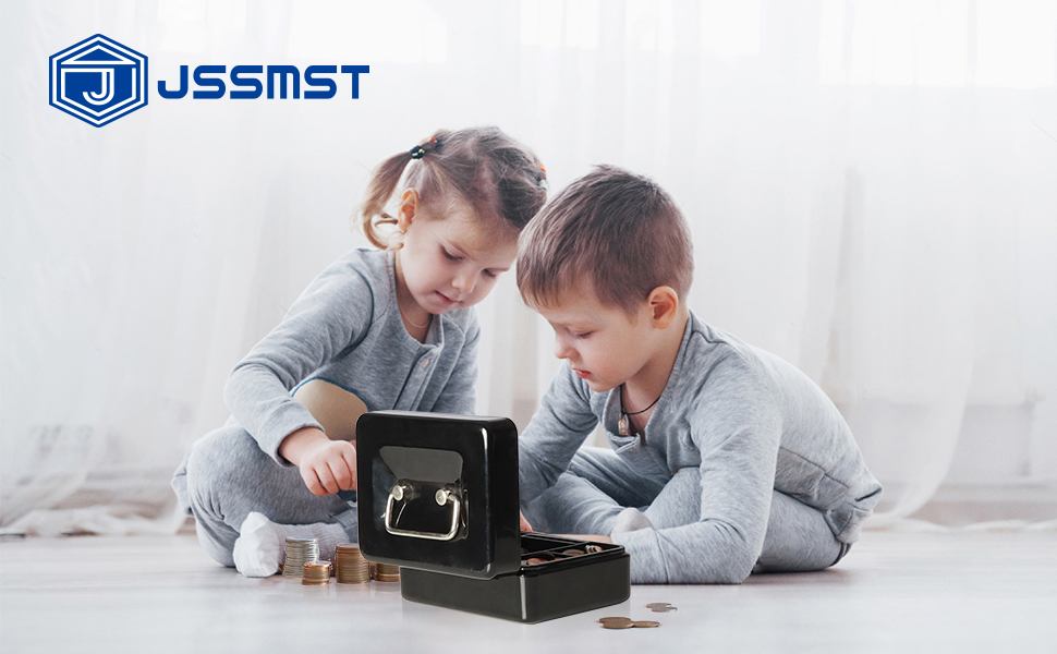 black cash box