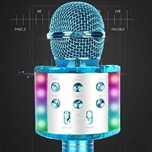 microfono inalambrico bluetooth