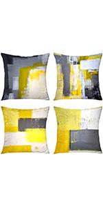 yellow throw pillow yellow pillows yellow pillows decorative throw pillows couch pillows abstract