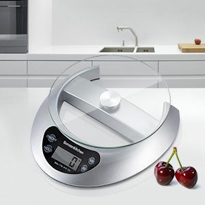 High-Precision & Wide Range Kitchen Weight Scale