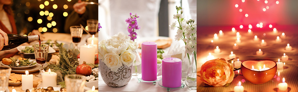 Elegant design: can be used on a different occasion, home, wedding, party, and so on.