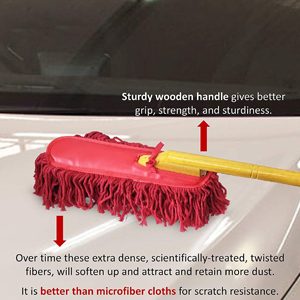 car duster car clean accessories bobo