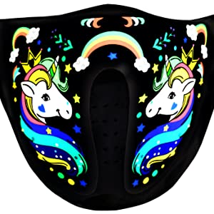 Unicorn LED Mask