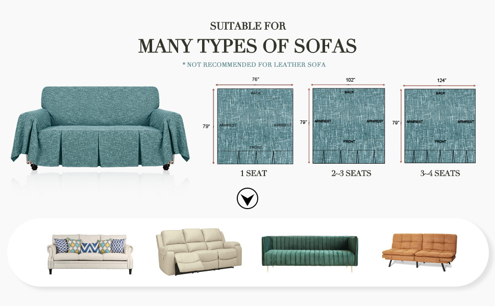 couch cover sectional
