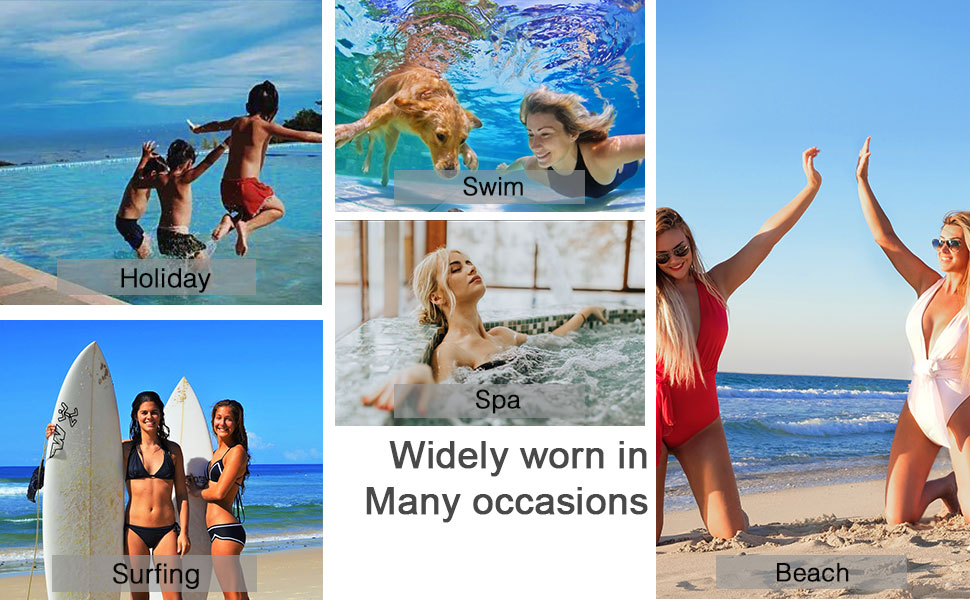 holiday swimsuits for women