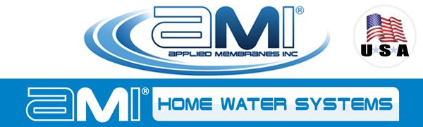 Home RO Systems by AMI WaterAnywhere AAA-RO