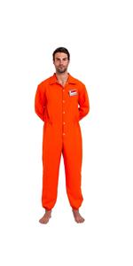 Prisoner Jumpsuit