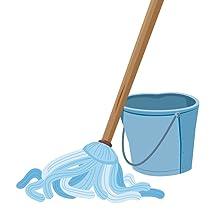 Mop your hard floors