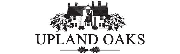 Upland Oaks full body mirror logo