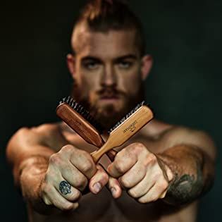 beard brush zilberhaar mens care products