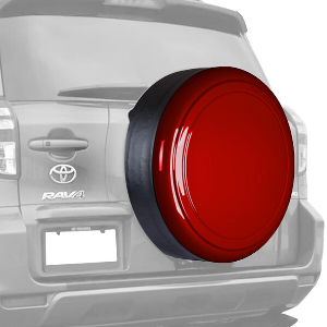 Color Matched Rigid Tire Cover