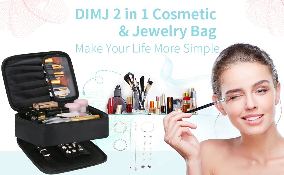 You Will Love Price includes Free shipping Holds All Types Of small items Small Jewelry or makeup pouch