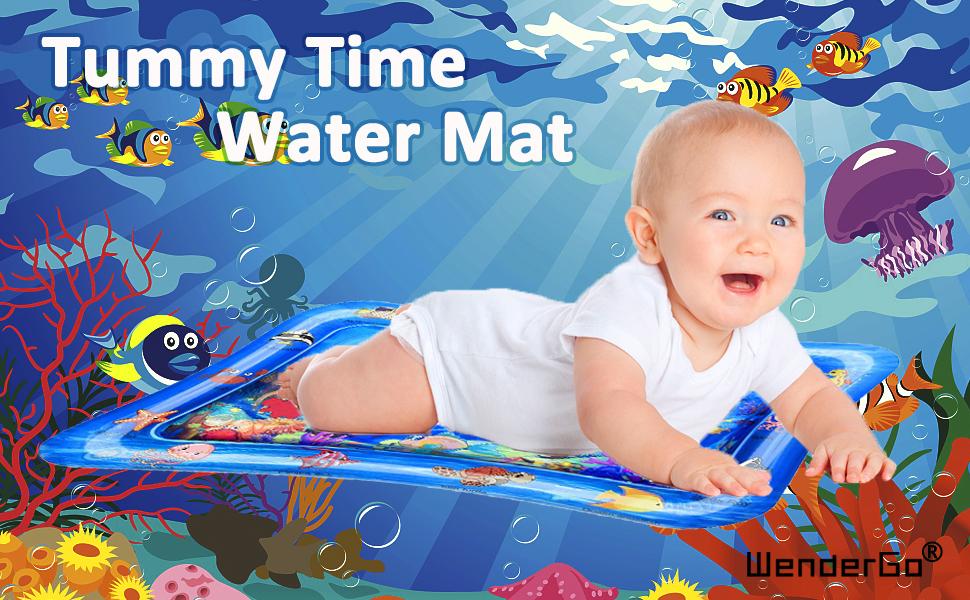 WenderGo Tummy Time Water Mat