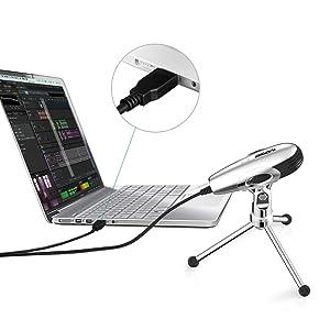 USB Powered Microphone