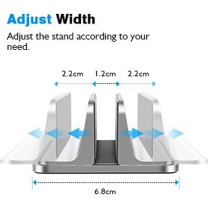 Adjust Width