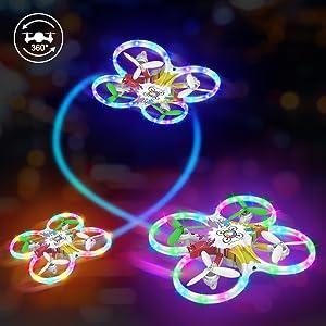 LED Drohne