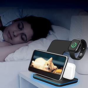 3-1 wireless charger