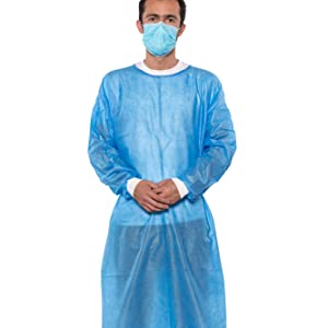 isolation medical reusbale washable level 2 isolationgown dentist hygienists labs doctors