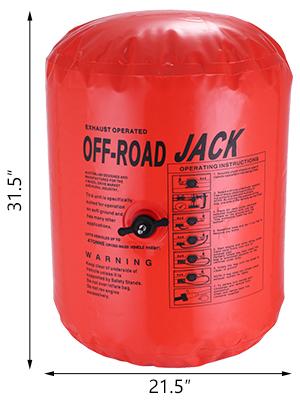 off-road jack