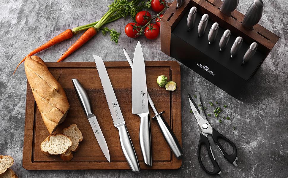 PROFESSIONAL KNIFE BLOCKS SET