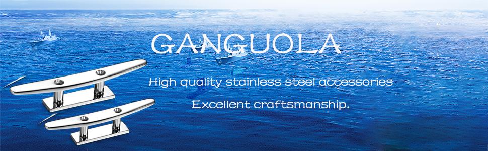 ganguola boat cleat