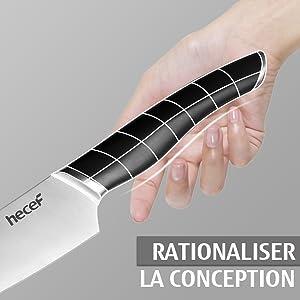 Rationaliser la conception