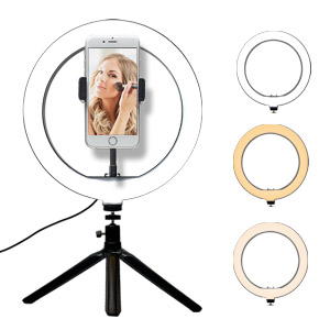 makeup ring light