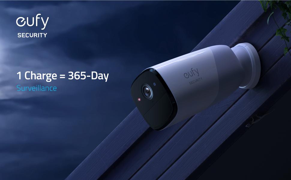 σύστημα κάμερας ασφαλείας eufy