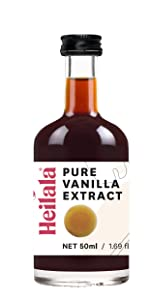Heilala pure vanilla extract premium beans pods bourbon tongan Madagascar variety for baking cooking