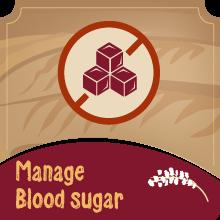 Manage Blood Sugar