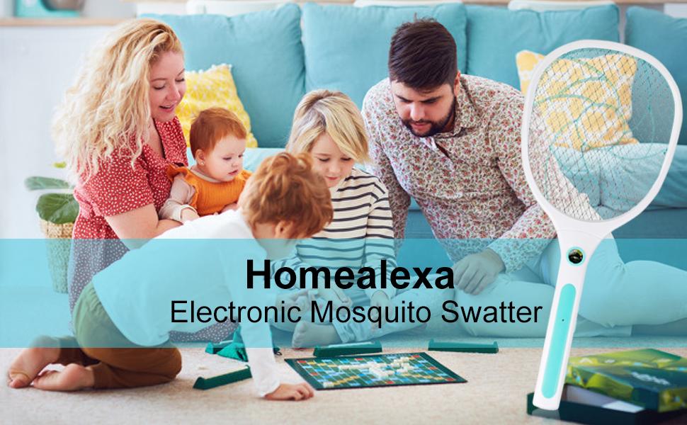 Homealexa Mosquito Swatter
