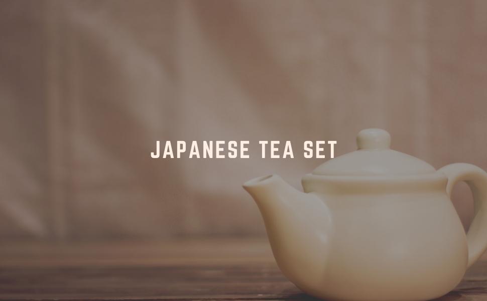japan tea pot