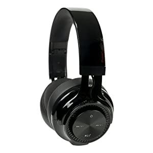 kabellose Over-Ear-Kopfhorer ideal fur Sportjogging Faltbare Kopfhorer uber dem Kopf the best 35