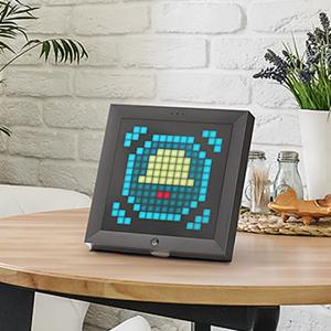 Smart Tisch Wecker/Wanduhr