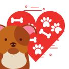 badogshop pawprintdog kit empreinte chien chat souvenir tatouage chien patte chat