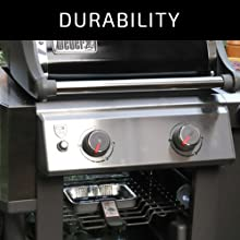 foil drip pans for weber grill