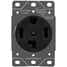 Sintron NEMA 14-30R Straight Blade Female Receptacle