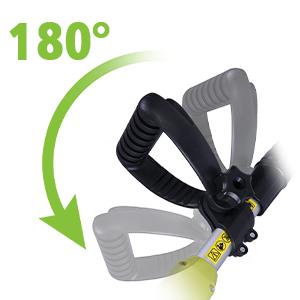 180°Adjustable Handle