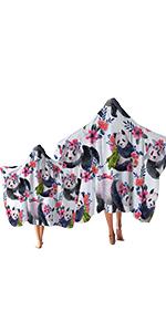 Sleepwish Panda Blanket for Kids and Adults