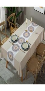 VIENLOVE Table Cloth