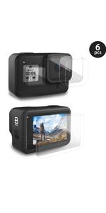 Screen protector for GoPro Hero 8 black