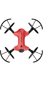 ATOYX Drone con Cámara, 720 HD Drone Plegable con App WiFi FPV ...
