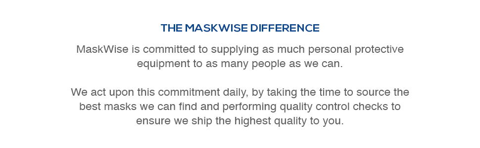 MaskWise, Masks, Face Masks, Face Protectant, Medical Mask, Casual Face Mask, Health, Protection