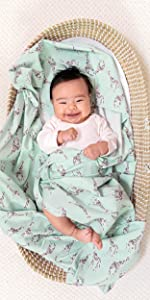 Comfort Knit Swaddle